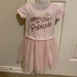 Disney parks authentic princess dress size small